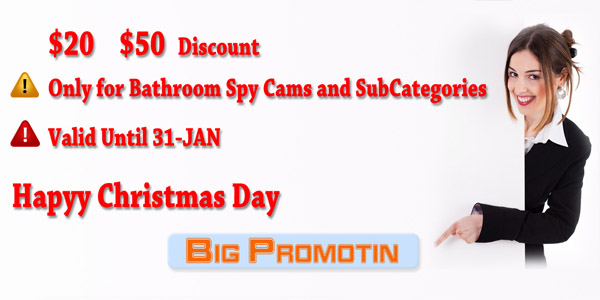 1280X720 HD Waterproof Technology Shaver Spy Camera DVR For Bathroom with 16GB internal Memory