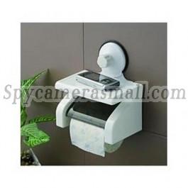 Bathroom toilet roll frame hidden spy camera dvr 16gb - Hidden camera in bathroom accessories ...
