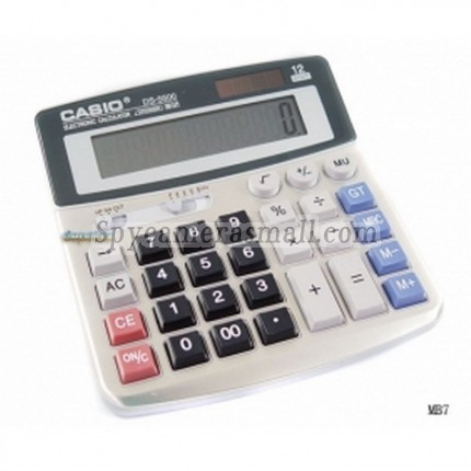 hidden Spy Calculator Camera Recorder - Wireless SPY Calculator Hidden Camera  640*480 NEW