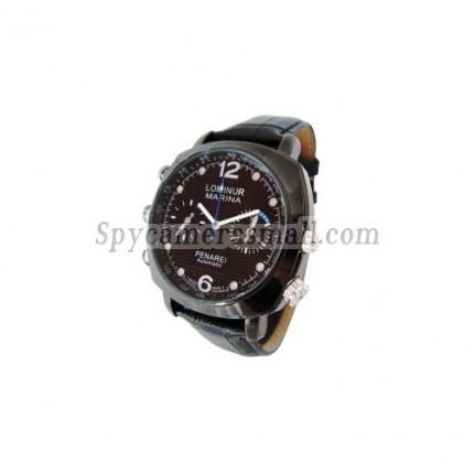Spy Watch Cam - 720P HD Waterproof Spy Watch with AV Out (4GB)