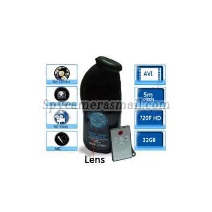 hidden cameras for bathroom - Motion Detection HD 32GB Men's Shower Gel Bathroom Spy Camera 720P DVR Remote Control