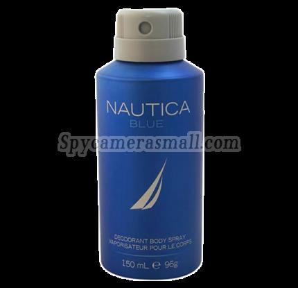 American body spray spy camera 32G Full HD 1080P DVR with remote control onoff best  Bathroom Spy Camera
