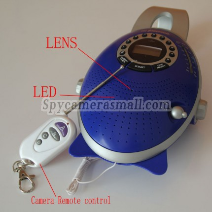Shower Radio Spy Camera 1080P HD Pinhole Bathroom Spy Camera DVR 16GB Motion Activated,best Shower Radio Camera, Bathroom Spy Camera