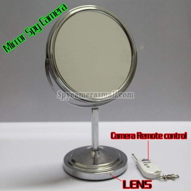 Double Sided Mirror Spy Camera HD Bedroom Spy Camera DVR 32GB ...