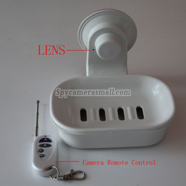 Soap Box Hidden Bathroom Spy Cams DVR   720P High Resolution Digital Spy  Soap Box Camera