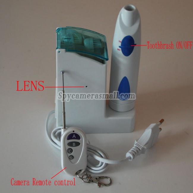 camera hidden spy pinhole waterproof camera toothbrush 1080p 32gb