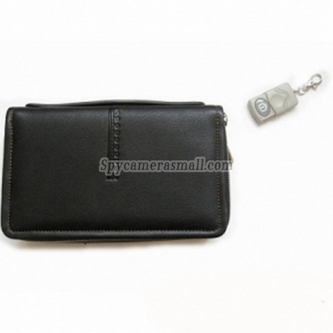 Business Bag hidden spy Camera DVR - 4GB Wireless Remote Handbag Hidden Spy DVR Digital Recorder
