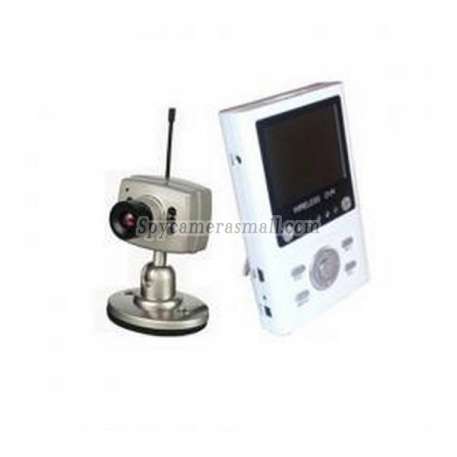 """Wireless Receiver Baby Monitor - 2.5"""" TFT LCD Compact Wireless Portable AV Receiver Baby Monitor"""
