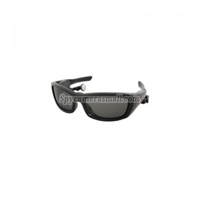 hidden Spy Sunglasses Camera - 4GB Spy Sunglasses with Detachable Earphone + MP3 Player