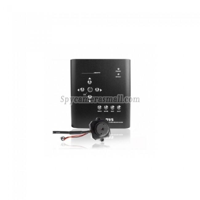 Digital Motion Detection Video Recorder + Button CMOS Spy Camera(AF053)/Hidden Camera
