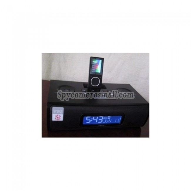 IHome Alarm Clock Radio HD
