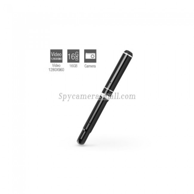 Spy Pen cam - HD Spy Pen Camera with Web Camera (4GB)