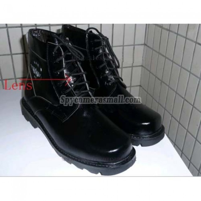 Hidden Spy Shoes Camera with portable recorder - Police Used Shoe Spy Camera For Inspection And Surveillance,Spy Shoe Camera With DVR Recorder