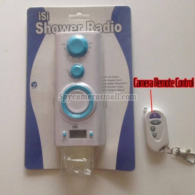 hd video cameras Radio in Bathroom 2016 Waterproof 16G Full HD 720P DVR with motion sensor best  Bathroom Spy Camera