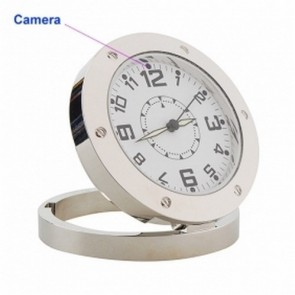 Motion Activated Clock Digital Video Recorder / Spy Camera / Hidden Camera
