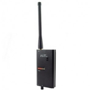 Wireless Surveillance Detector - Wireless Video and Audio Signal Detector