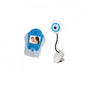 "Wireless Receiver Baby Monitor - 2.4G 1.5""TFT LCD Four channel Baby Monitor"