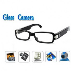 spy dvr - HD Spy Glass Camera with PC Camera Function Hidden Digital Video Recorder