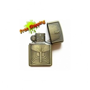 Spy Lighter Camera DVR - 4GB Bronze Egyptian Pharoah Lighter Spy Camera
