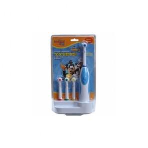 Toothbrush Hidden Bathroom Spy Camera - Cartoon Electric Toothbrush Hidden Remote Control HD Bathroom Spy Camera DVR 16GB