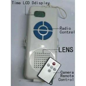 hidden shower cameras for sale - 720P HD Motion Activated Waterproof Spy Radio Camera Remote Control DVR 16GB