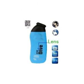 Men's Shower Gel Bathroom Spy Camera HD 720P DVR Motion Detection Remote Control On/Off
