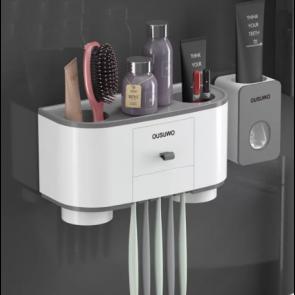 2021 Toothbrush Holder Surveillance Camera Secret in Bathroom 16G Full HD 1080P DVR with motion sensor