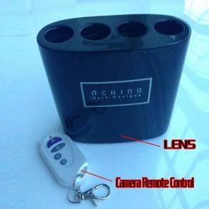 smallest camera Toothbrush Holder in Bathroom 16G Full HD 1080P DVR with motion sensor best  Bathroom Spy Camera